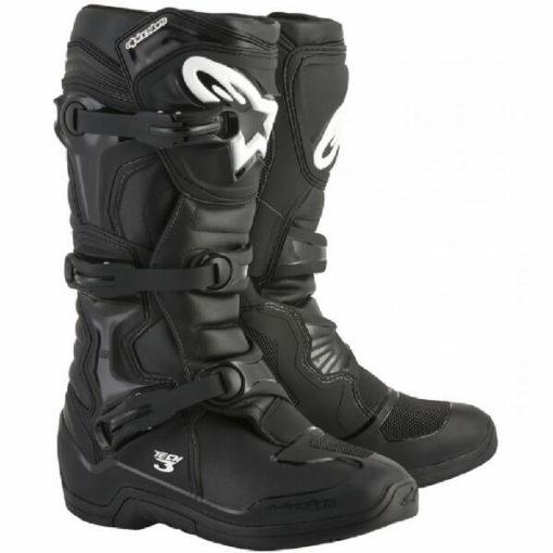Alpinestars Tech 3 Enduro Black Riding Boots