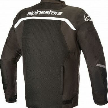 Alpinestars Viper V2 Air Textile Black White Jacket 1