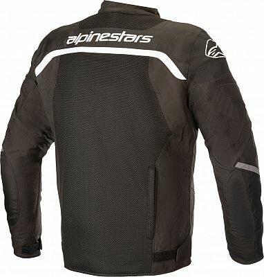 Alpinestars Viper V2 Air Textile Black White Jacket 1