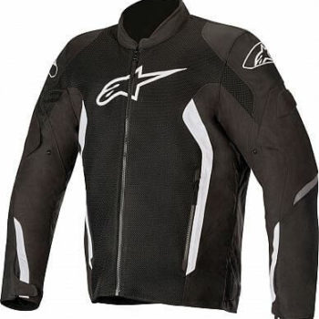 Alpinestars Viper V2 Air Textile Black White Jacket