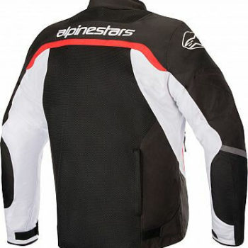 Alpinestars Viper V2 Air Textile Black White Red Jacket 1