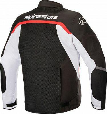 Alpinestars Viper V2 Air Textile Black White Red Jacket 1