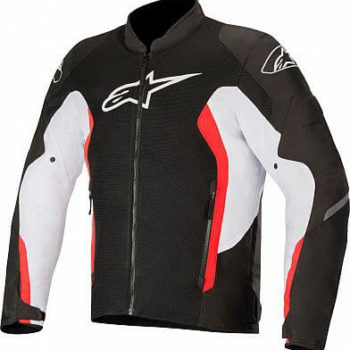 Alpinestars Viper V2 Air Textile Black White Red Jacket