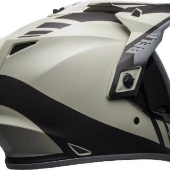 Bell MX 9 Adventure MIPS Dash Matt Sand Brown Grey Dual Sport Helmet 1