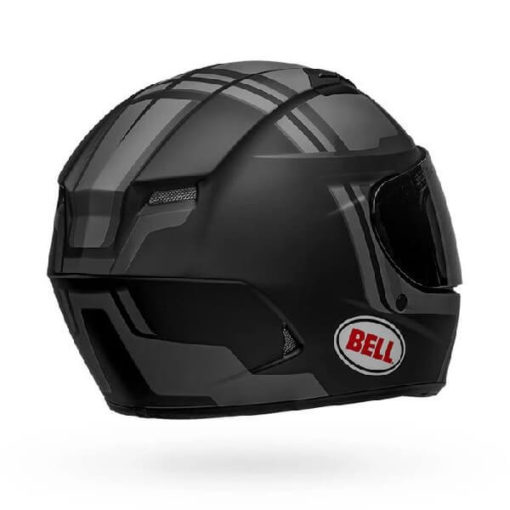 Bell Qualifier DLX MIPS Torque Matt Black Grey Full Face Helmet 1