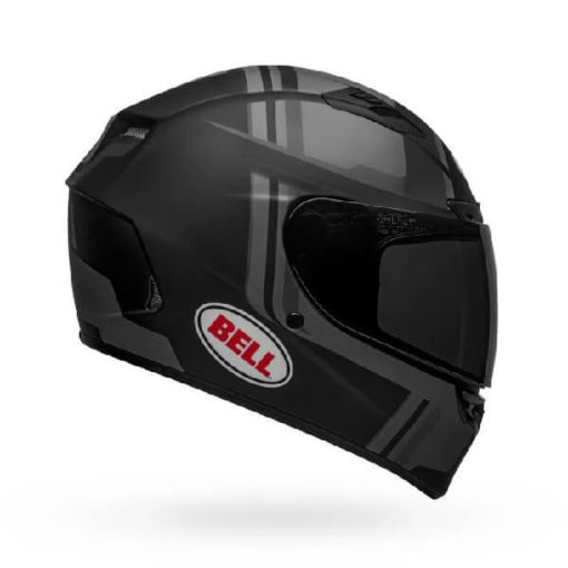 Bell Qualifier DLX MIPS Torque Matt Black Grey Full Face Helmet 2