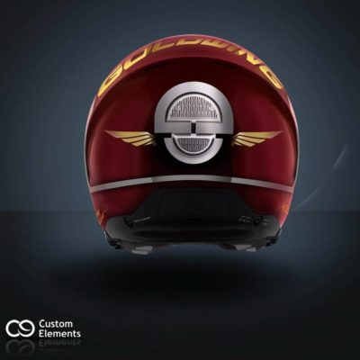 Honda Goldwing Custom Helmet 3