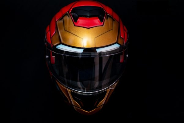 Iron Man Custom Helmet Design 12