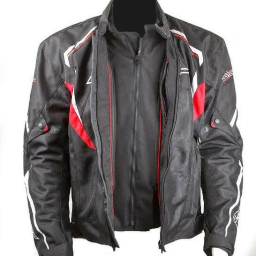 RST Spectre Textile Black Riding Jacket 2