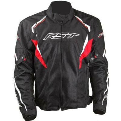 RST Spectre Textile Black Riding Jacket