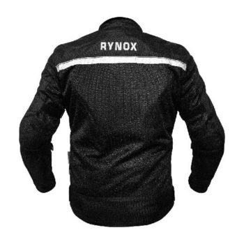 Rynox GT Air V2 White Riding Jacket 1