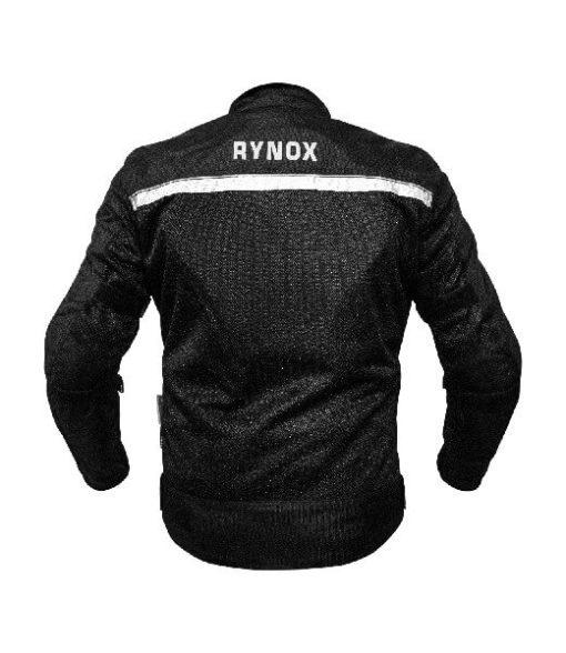 Rynox GT Air V2 White Riding Jacket 1