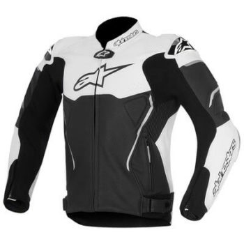 Alpinestars Atem Leather Black Jacket