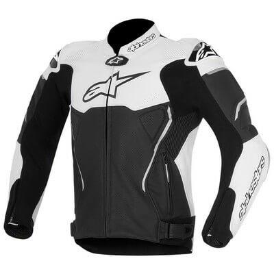 Alpinestars Atem Leather Black Jacket