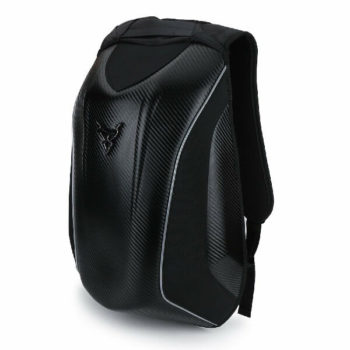 Auto Bird Black Backpack 1