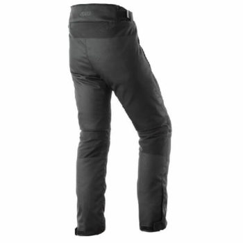 Axo Cardinal Waterproof Textile Black Riding Pants 1
