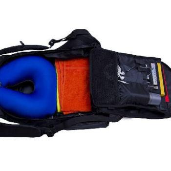 BBG Black Grey Backpack 2