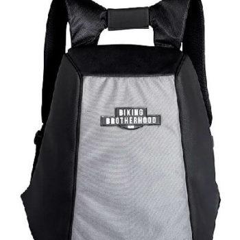 BBG Black Grey Backpack