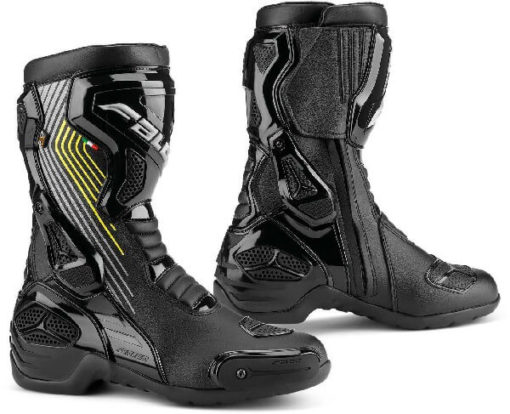 Falco Fenix Air Black Riding Boots