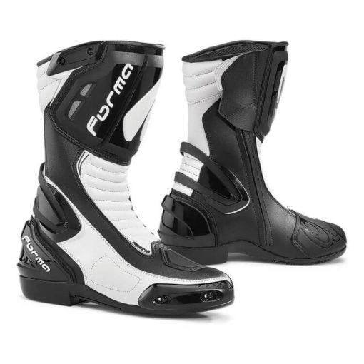 Forma Freecia Black White Riding Boots