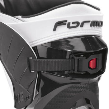 Forma Ice Pro Flow White Black Riding Boots 1