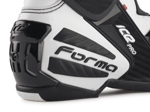 Forma Ice Pro Flow White Black Riding Boots 4
