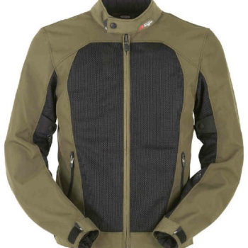 Furygan Genesis Mistral Lady Evo Green Riding Jacket