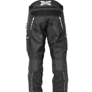 Mototorque Evo L2 Black Riding Pants 1