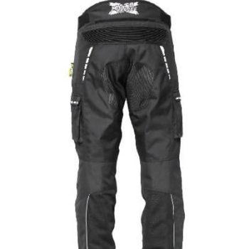 Mototorque Evo L2 Black Riding Pants 1