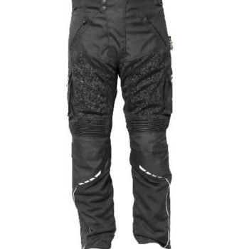 Mototorque Evo L2 Black Riding Pants