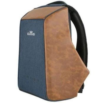 RoadGods Ghost Laptop Blue Backpack 1