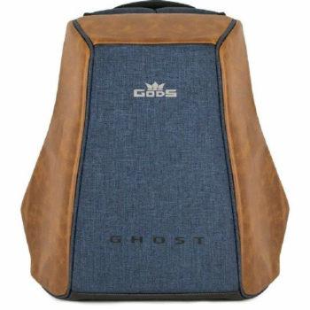 RoadGods Ghost Laptop Blue Backpack