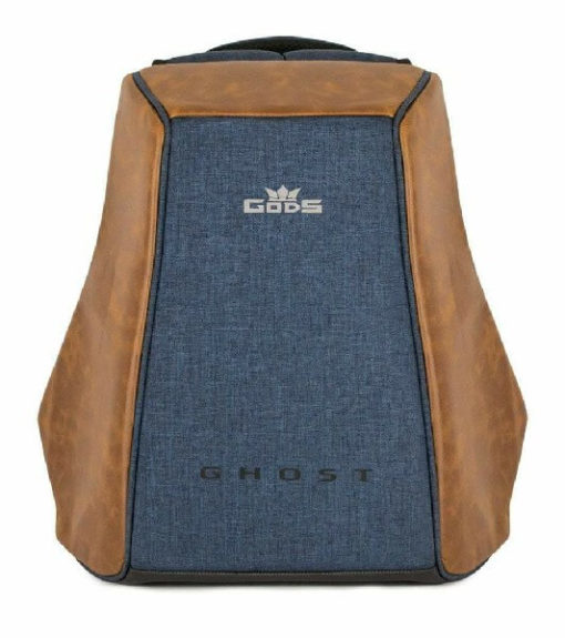 RoadGods Ghost Laptop Blue Backpack