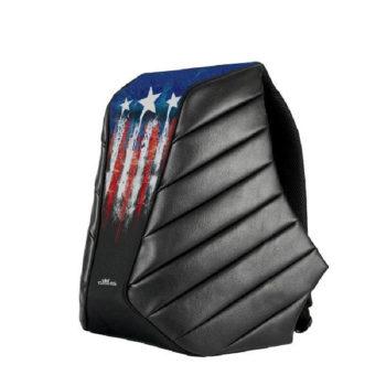 RoadGods Xator Captain America Black Backpack 1