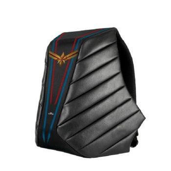 RoadGods Xator Captain Marvel Black Backpack 1