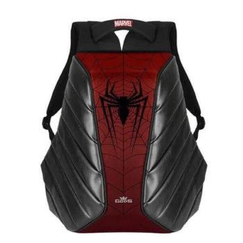 RoadGods Xator Spiderman Red Backpack