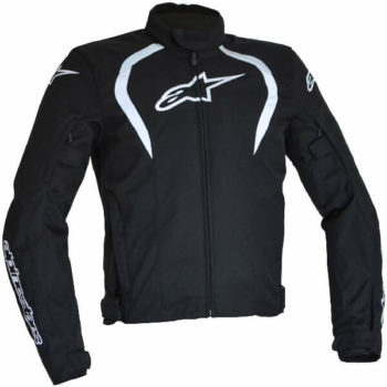 Alpinestars Alux Waterproof Black White Jacket 2019