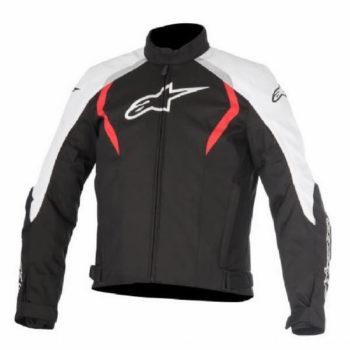 Alpinestars Alux Waterproof Black White Red Jacket 2019