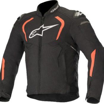 Alpinestars T GP Pro V2 Textile Black Fluorescent Red Riding Jacket