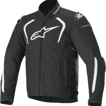 Alpinestars T GP Pro V2 Textile Black Riding Jacket