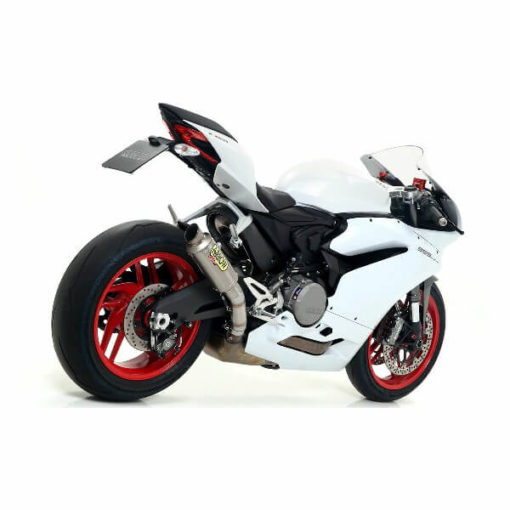 Arrow GP2 Slip On Exhaust for Ducati 959 Panigale 2016 3