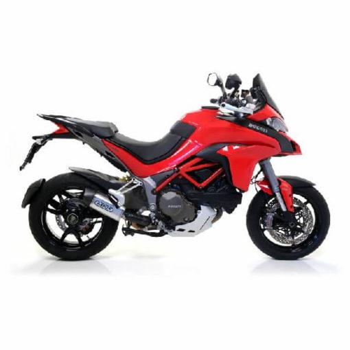 Arrow Slip On Exhaust for Ducati Multistrada 1260 1260S 2019 1