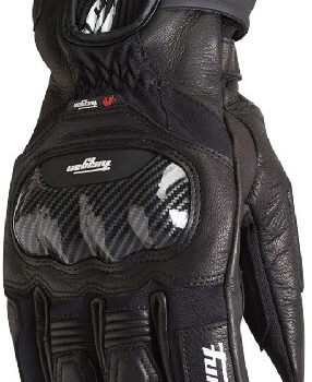 Furygan Ace Sympatex Evo Black Riding Gloves