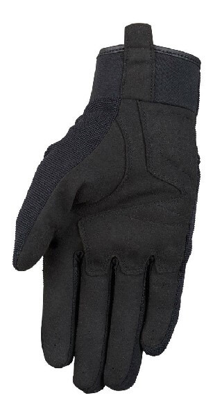Furygan Jet Evo II Lady Black Fluorescent Yellow Riding Gloves 1