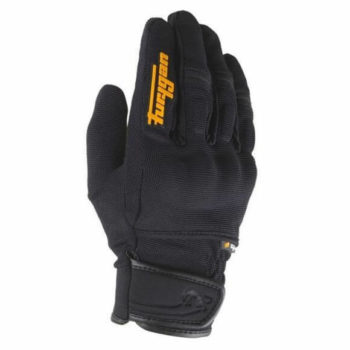 Furygan Jet Evo II Lady Black Orange Riding Gloves
