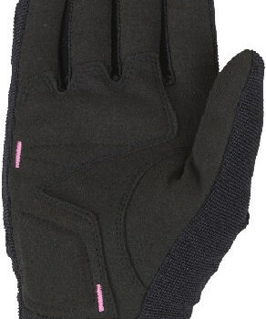 Furygan Jet Evo II Lady Black Pink Riding Gloves 1