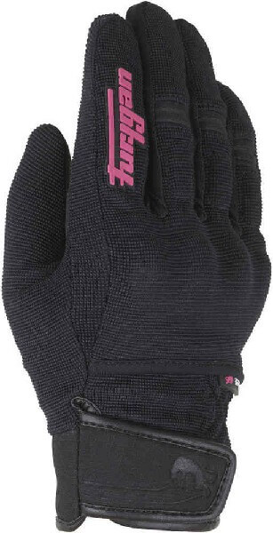 Furygan Jet Evo II Lady Black Pink Riding Gloves