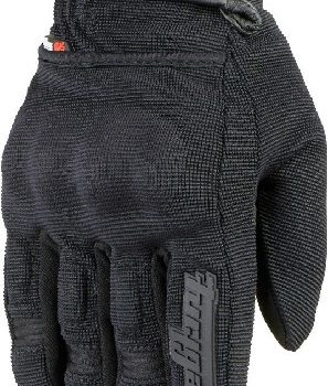 Furygan Jet Evo II Lady Black Riding Gloves1