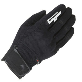 Furygan Jet Evo II Lady Black Riding Gloves2