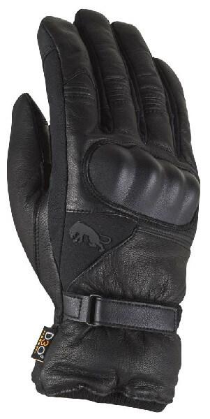 Furygan Midland D3O Black Riding Gloves